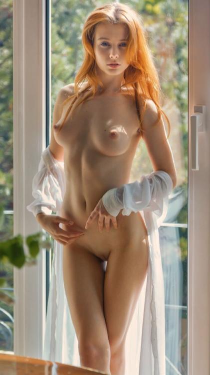 Sweet Redhead Horny Teen