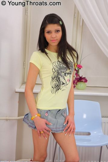 tube8 Alisha Try Teens Black Hair Teen Long Hair Clothed Shorts Cute