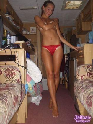 tube8 Skinny British Teen Girl Private