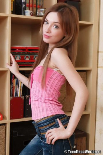 Beautiful Tiny Teen Girl