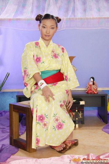Busty Japanese Teen