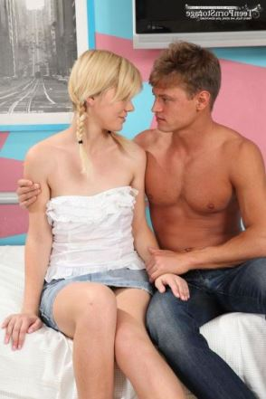 tube8 Young Teen Couple On Beach