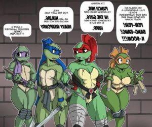 tube8 Female Teenage Mutant Ninja Turtle