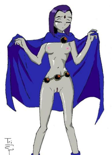 tube8 Teen Titans Raven And Starfire As
