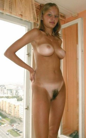 Tan Line Hairy Blonde Teen Girls