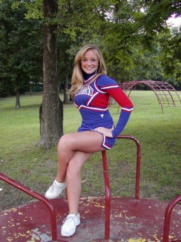 tube8 Teen Cheerleader Legs