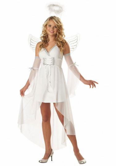 Teen Girl Halloween Costumes Angel