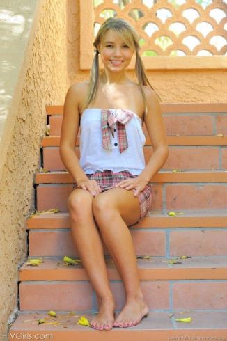 tube8 Cute Teen Girl Skirt Stockings