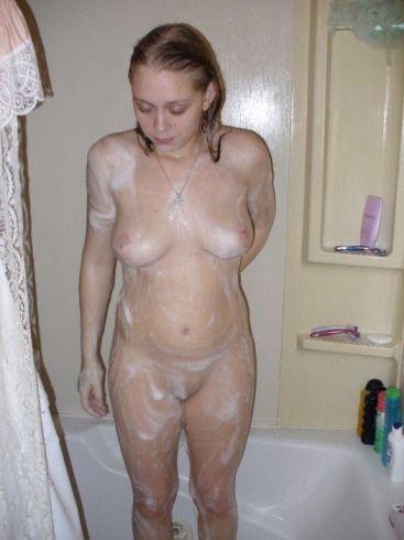 tube8 Teen Girl Masterbates In Shower