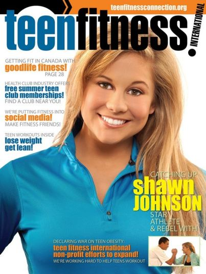 Teen Health And Fitness Magazine