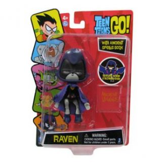 tube8 Teen Titans Go Raven Action Figure