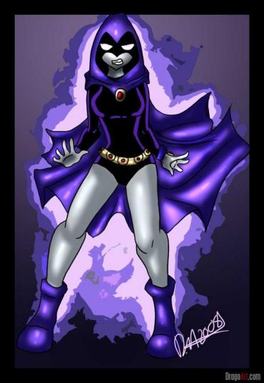 tube8 Raven From Teen Titans
