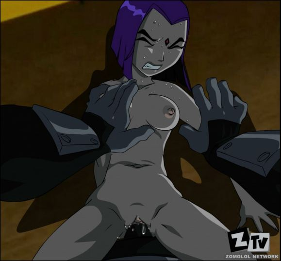 tube8 Teen Titans Raven And Flash