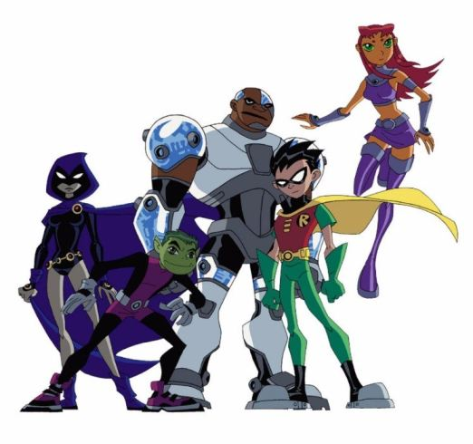 tube8 Teen Titans Show