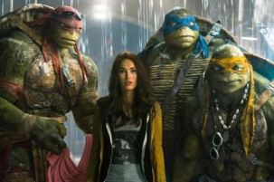 tube8 Megan Fox Teenage Mutant Ninja Turtles April