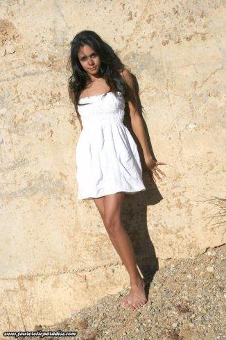 Vanessa Teen Model