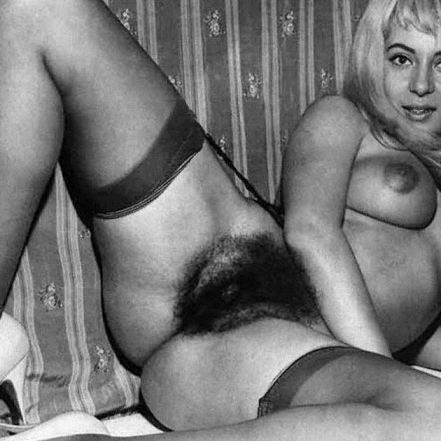 Vintage Hairy Teen Girls