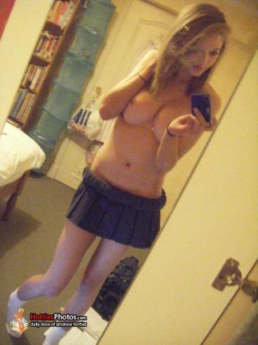 Young Teen Girls In Mini Skirts