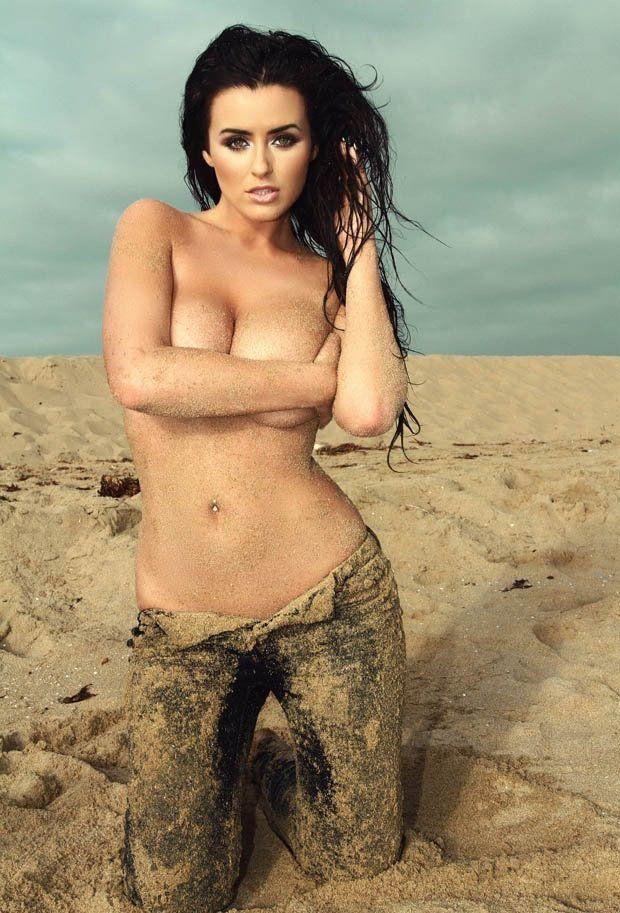 tube8 Abigail Ratchford Bikini Boobs