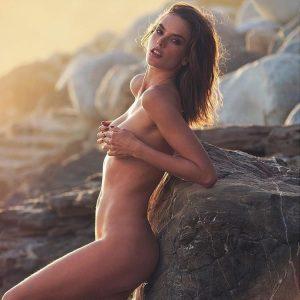 tube8 Alessandra Ambrosio Nude See Through