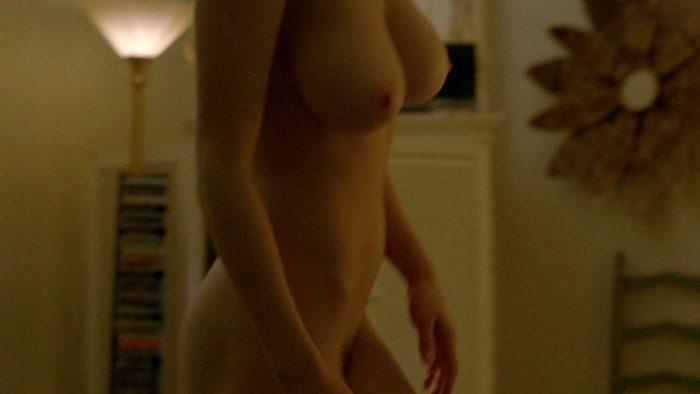 Alexandra Daddario Nude Tits In True Detective