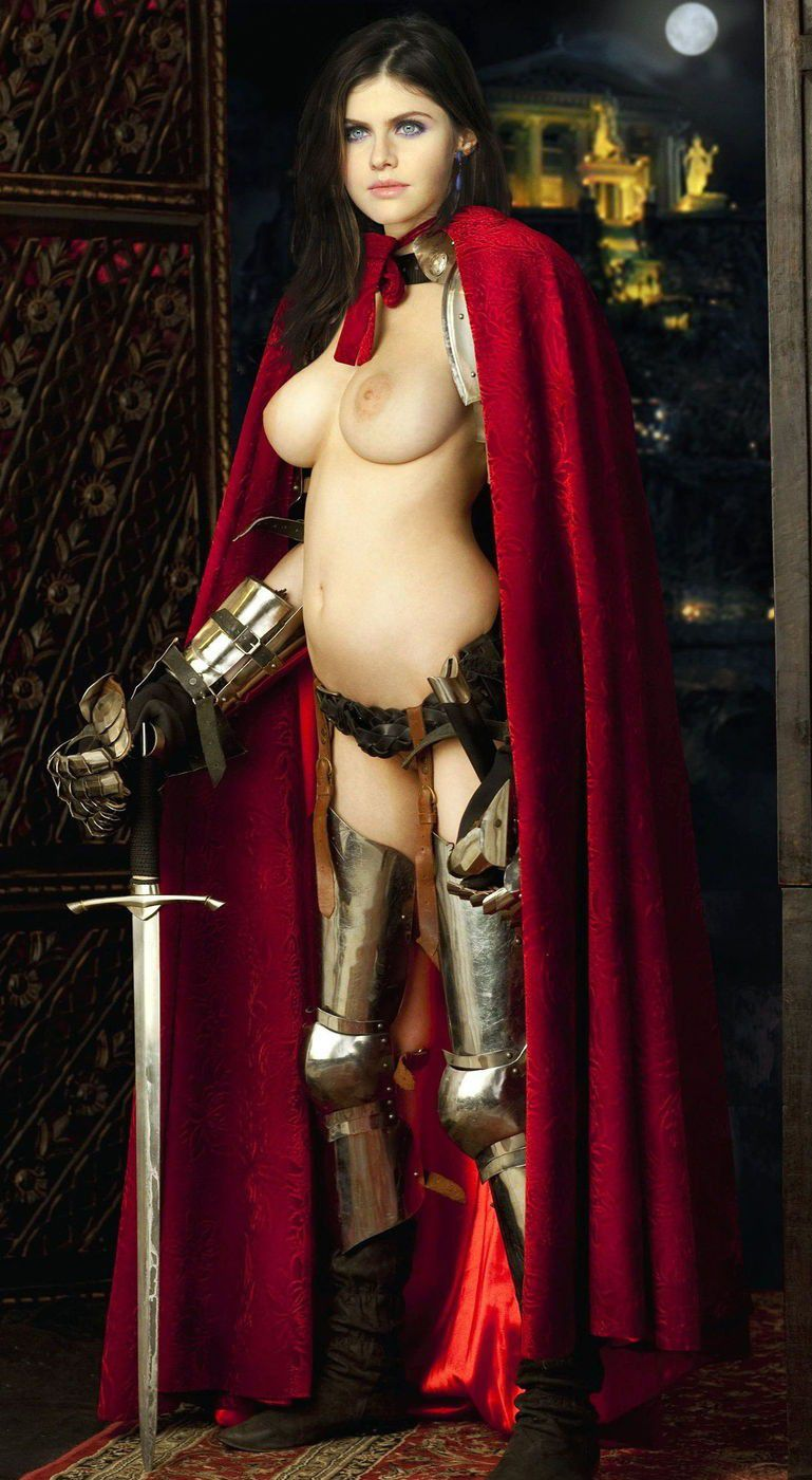 tube8 Alexandra Daddario Nude Porn Image