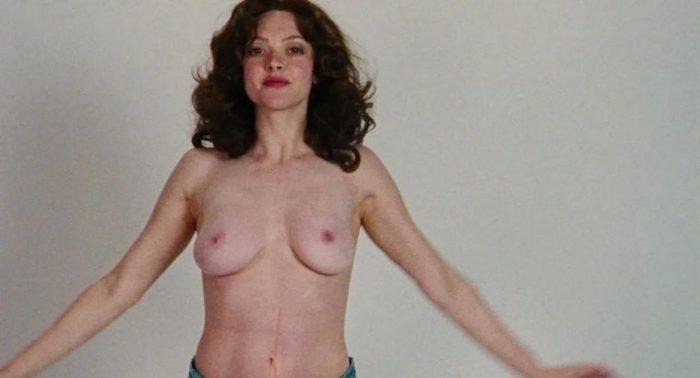 Amanda Seyfried Naked Topless Photo