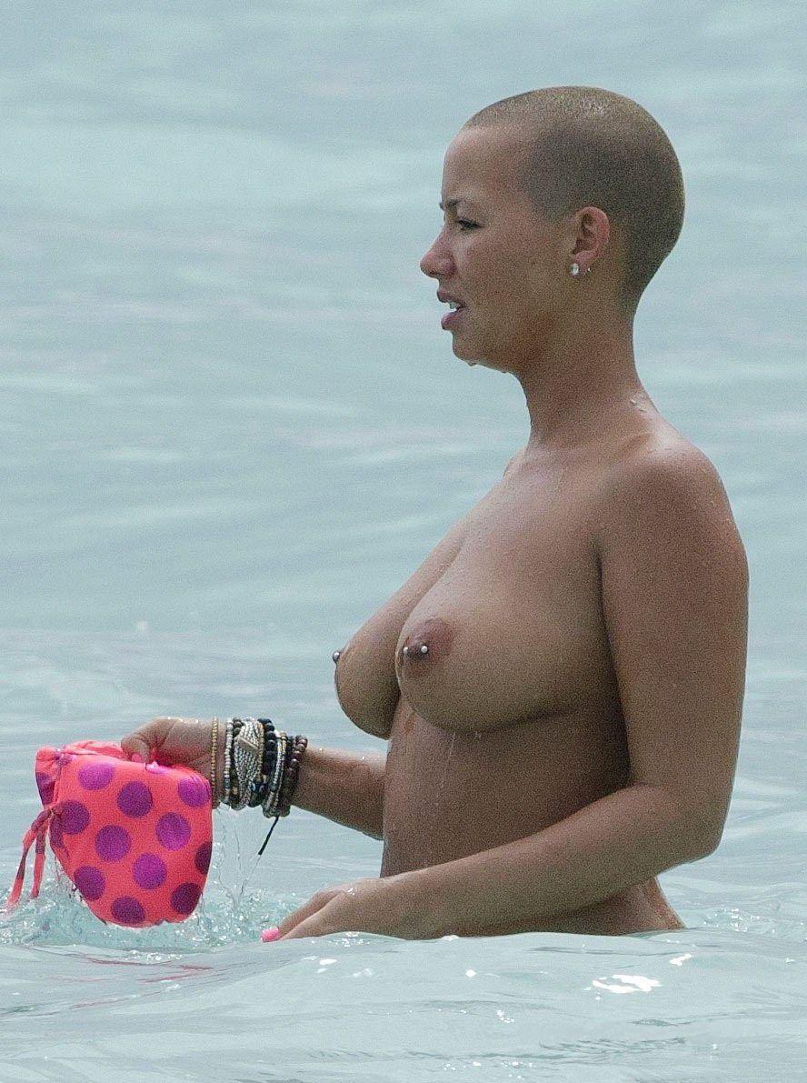 tube8 Amber Rose Nude Posing
