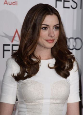 Anne Hathaway Nude Naked Sexy Wallpapers