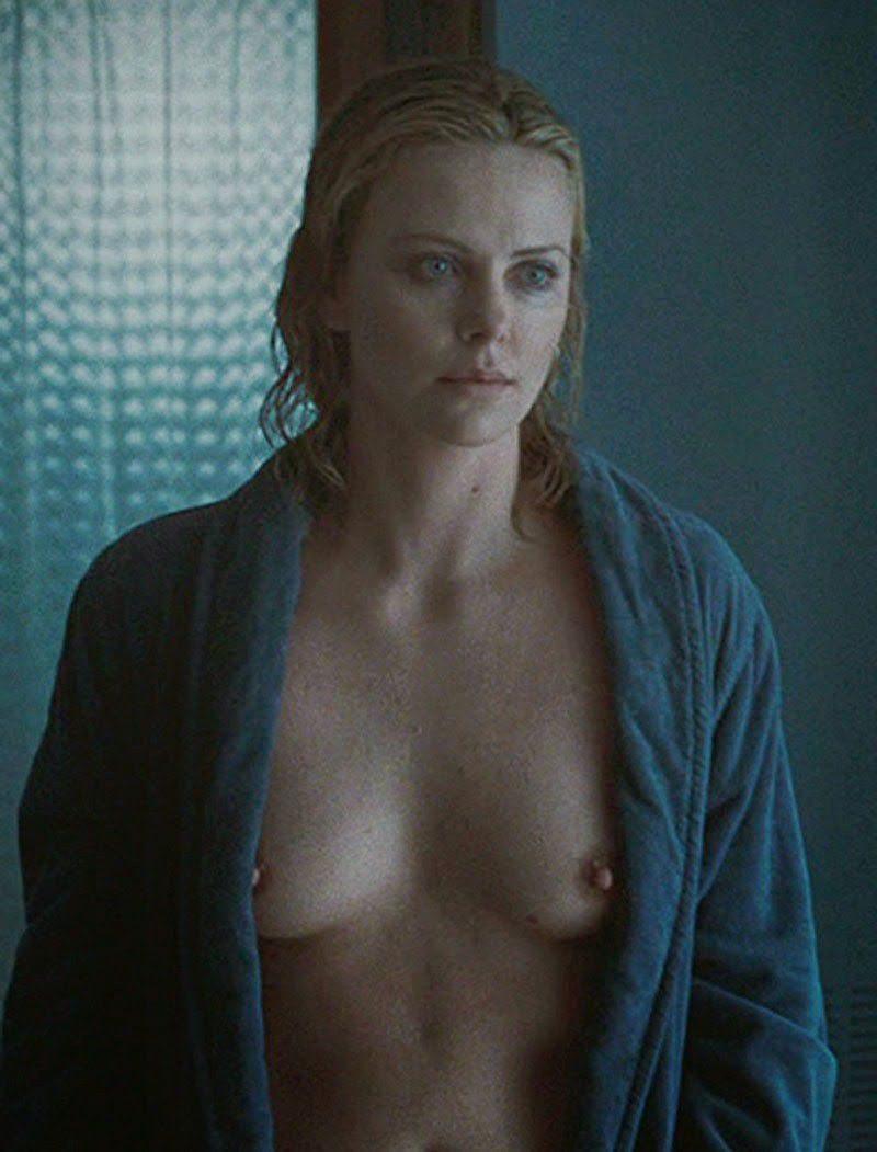 tube8 Charlize Theron Naked Topless
