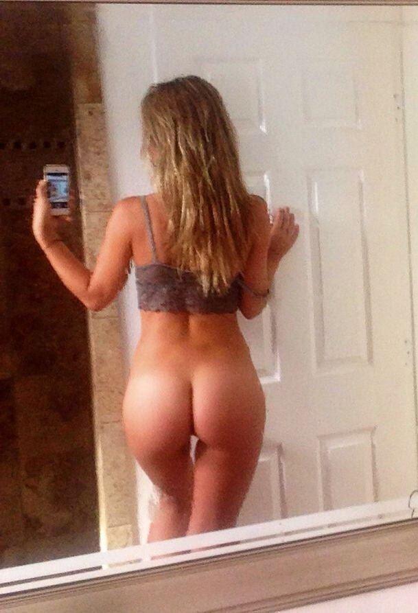 Charlotte McKinney Naked Sexy Ass Selfie