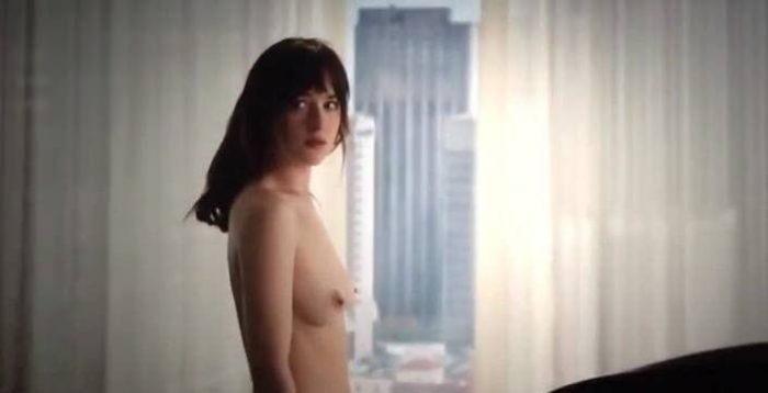 tube8 Dakota Johnson Topless In Shades Of Grey