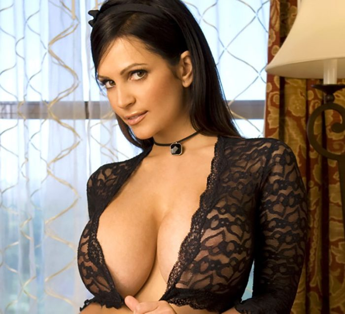 tube8 Denise Milani huge boobs
