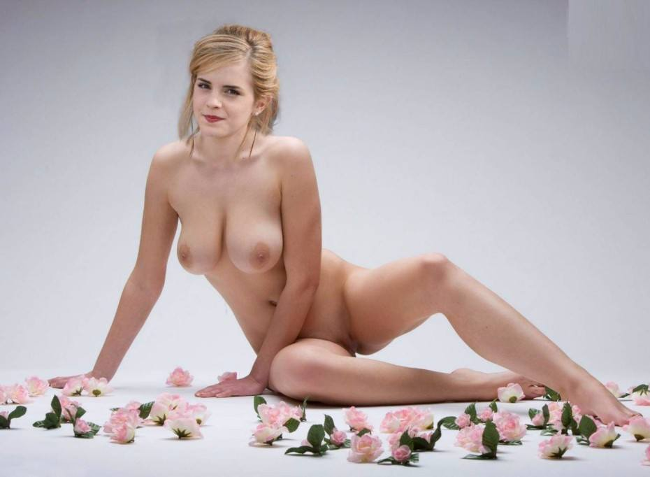 Emma Watson Hollywood Actress XXX Erotics