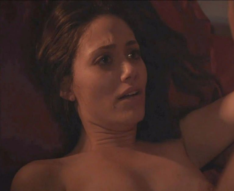 Emmy Rossum Nude Sex Scenes Porn Boobs Hot Photos