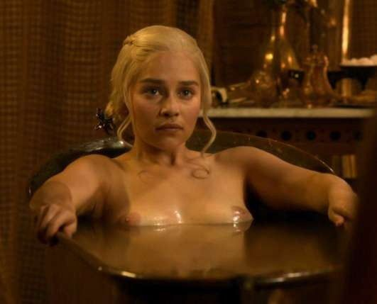 tube8 Game Of Thrones Emilia Clarke Nude Topless