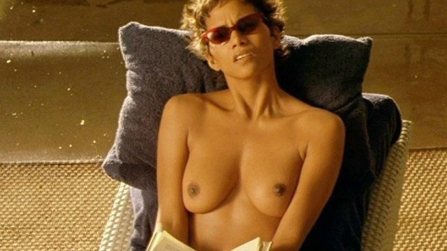 tube8 Halle Berry Topless Naked Tits