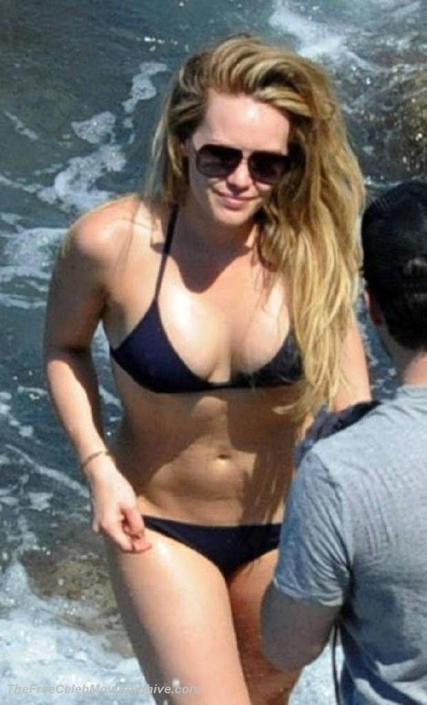 tube8 Hilary Duff Bikini Tits