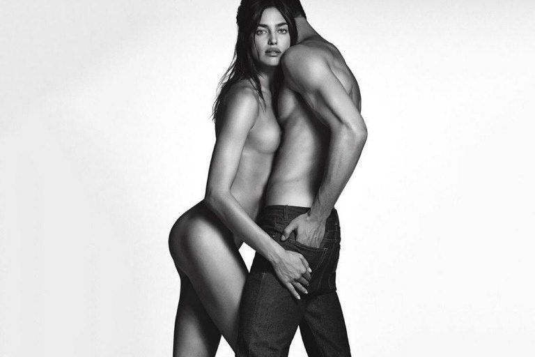 tube8 Irina Shayk Naked Topless