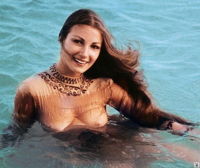 tube8 Jane Seymour Nude Boobs See Through