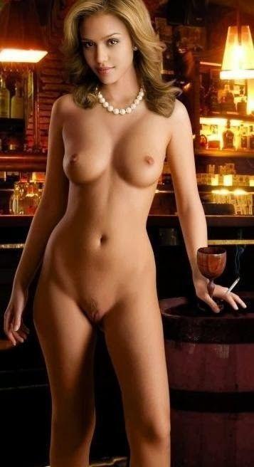 Marie nude jessica Jessica Marie