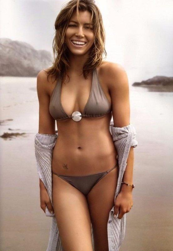 tube8 Jessica Biel Nude Topless Hot Pics