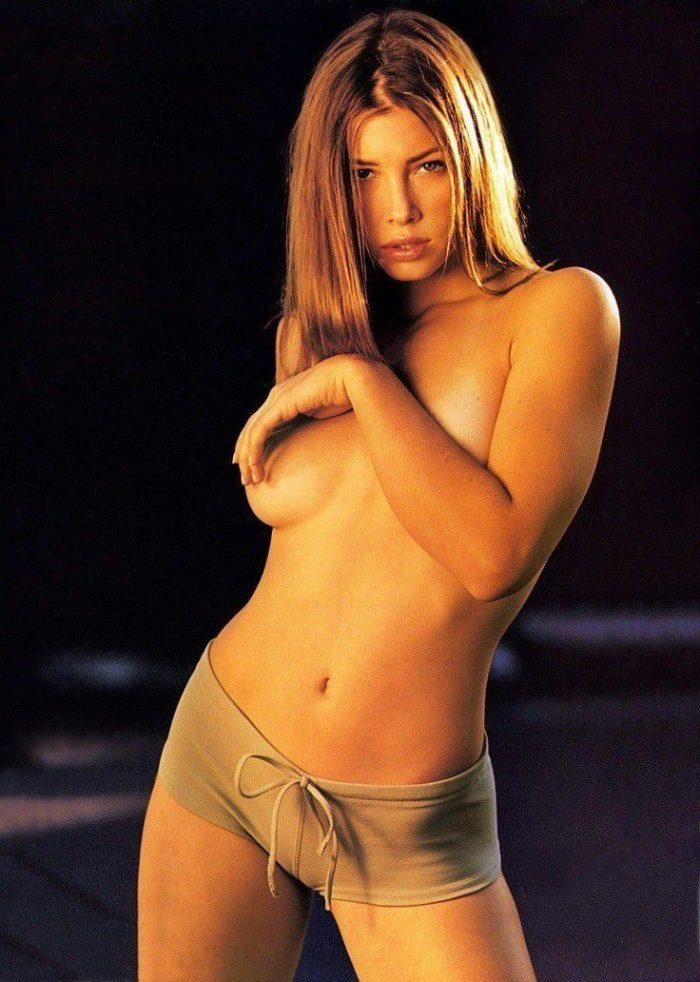 tube8 Jessica Biel Topless Sexy Boobs Hot Panties Gear