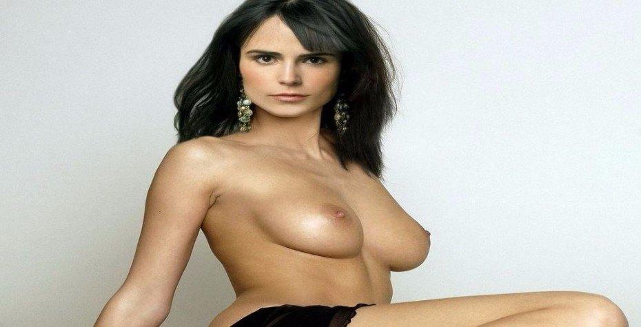 tube8 Jordana Brewster Topless In TV Series Dallas Promo Photoshoot