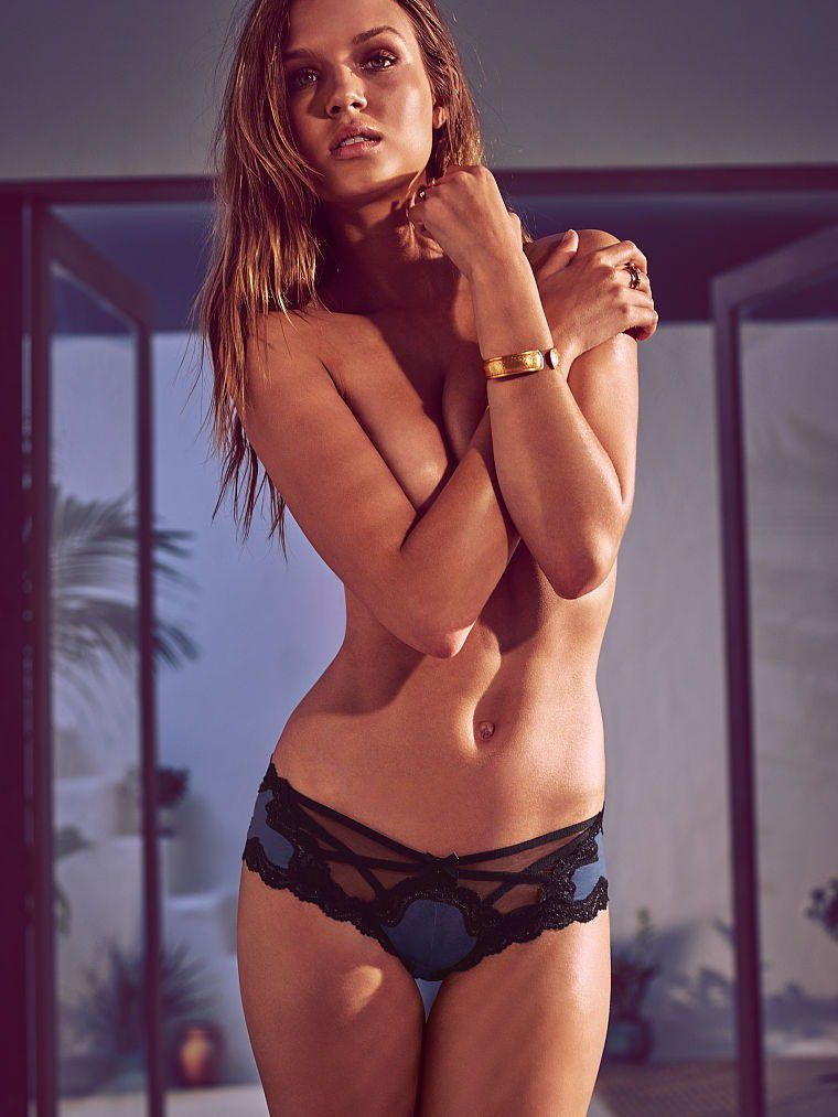 fucking, ass Naked Bent Over Teen Doing Lingerie