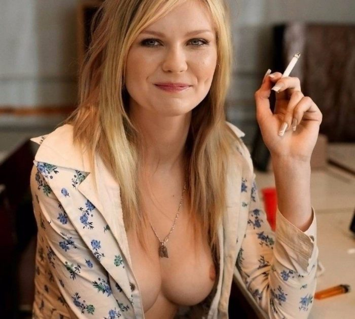 tube8 Kirsten Dunst Nude Tits Leaked Photo