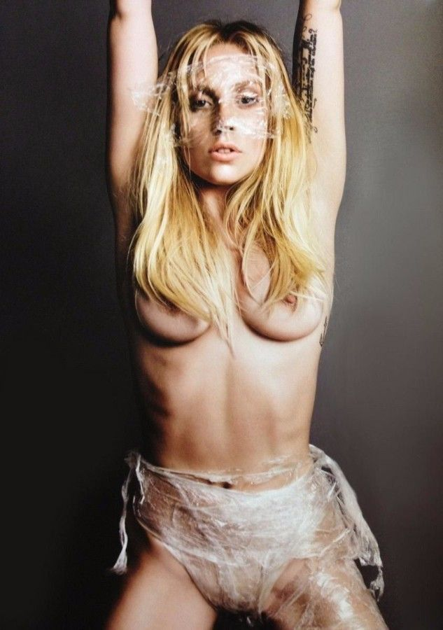 Lady Gaga Nude Pictures