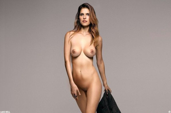 tube8 Lake Bell Posing Nude Topless