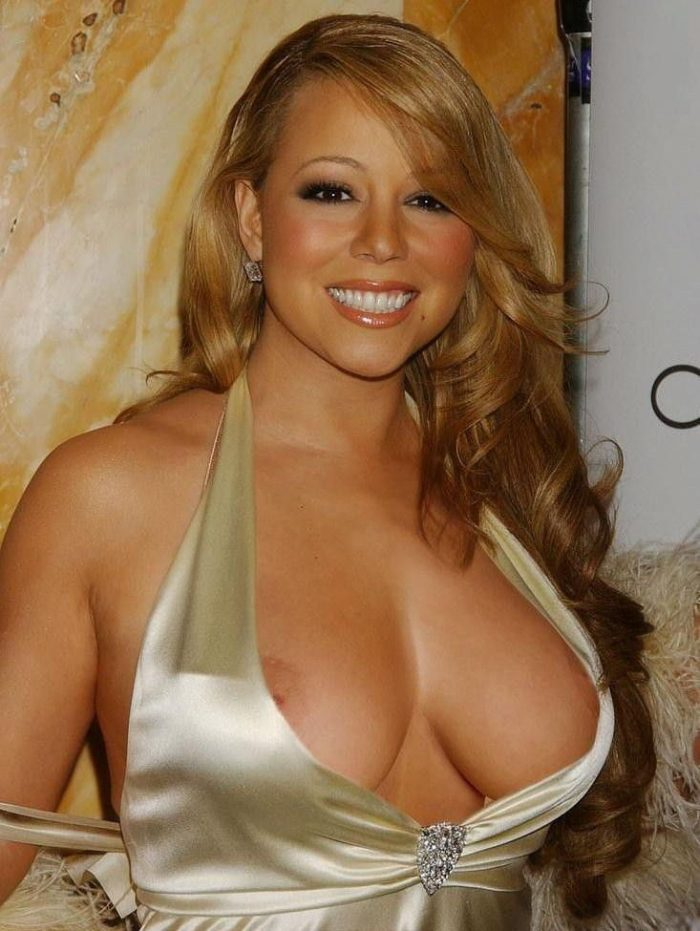 tube8 Mariah Carey Nude Big Tits And Nip Slip