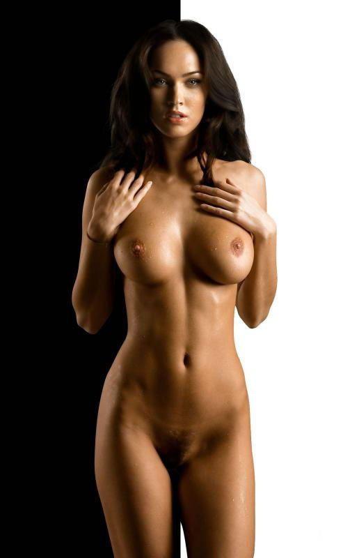 Megan Fox Nude Pussy Boobs Photo